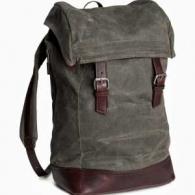 Servicio de encerado e impermeabilizado de bolsos y mochilas de algodón
